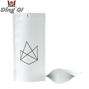 Bulk white paper bags