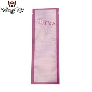 three side heat seal bag228