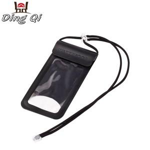 Wholesale high quality waterproof phone bags