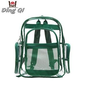 Hot sale outdoor colorful solder backpack bag