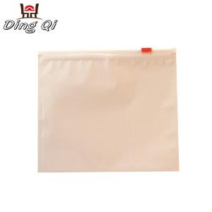 Child resitant mylar foil bags