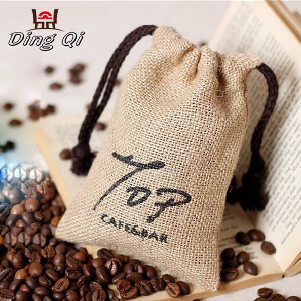 Coffee drawstring bag2