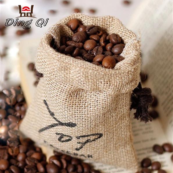 Coffee drawstring bag3