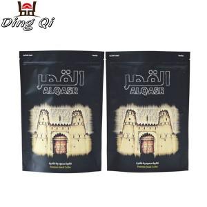 black kraft paper bags