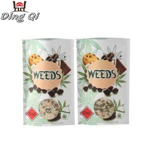 zipper paper pouch586