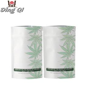 zipper paper pouch588