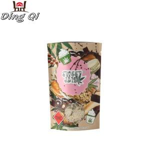 zipper paper pouch591A